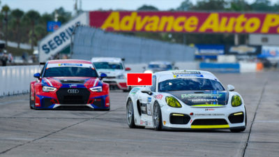 2018 michelin imsa sportscar encore
